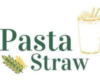 Logo Pasta Straw